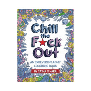 Chill Out book front cover