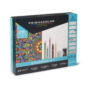 Prismacolor Kit box