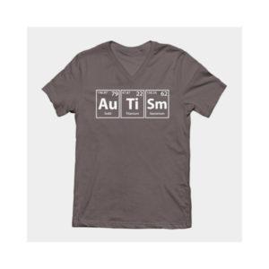 TeePublic Periodic Autie