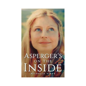 Aspergers on the Inside back cover