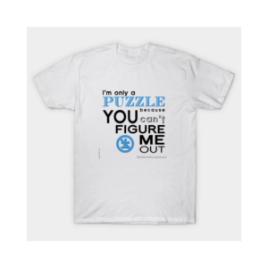 TeePublic Only A Puzzle